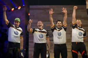 STIHL TIMBERSPORTS World Championship 2015